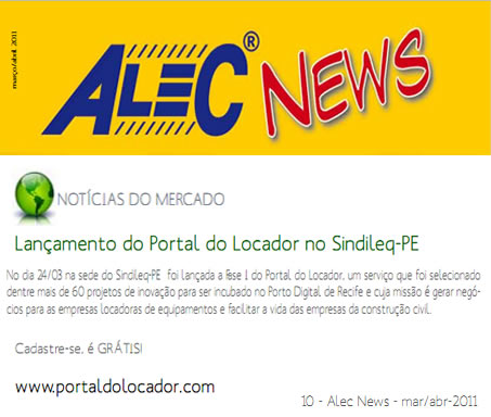 Clipping News Alec